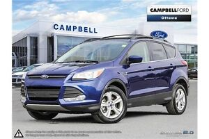 2015 Ford Escape SE 28,000 KMS--ALL WHEEL DRIVE--LOADED