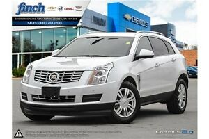 2016 Cadillac SRX Luxury Collection LUXURY|FWD|SUNROOF|BOSE|CUE