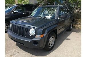 2007 Jeep Patriot Sport/North Sport/North