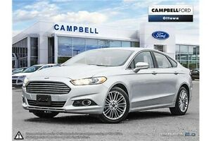 2016 Ford Fusion SE AWD-LEATHER-NAV-LOADED