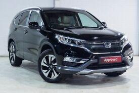Honda CR-V I-VTEC EX (black) 2016