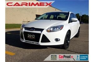 2012 Ford Focus SE SE | ONLY 67K | CERTIFIED