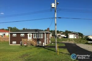 Oceanfront 3 bed/2 bath bungalow on Badgers Quay!