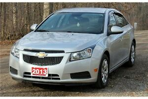 2013 Chevrolet Cruze LT Turbo | ONLY 29K | Bluetooth | CERTIF...