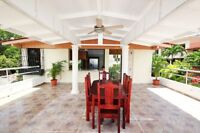 2 bedroom penthouse condo in dominican republic; take a look