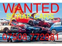 ☎️SCRAP CARS WANTED £££££££ FAST COLLECTION BASED IN EAST LONDON SCRAP MY CAR OR VAN