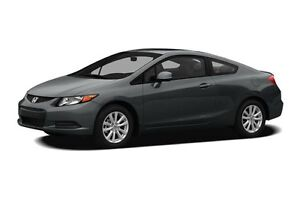 2012 Honda Civic LX - Just arrived! Photos coming soon!