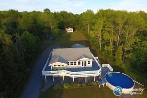 Gorgeous, move in ready home with beautiful water views!