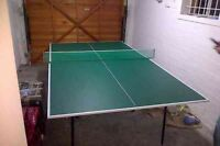 WANTED: ping pong tables for FREE for community project