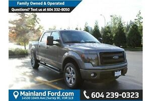 2013 Ford F-150 Power seats- Fx4 package-