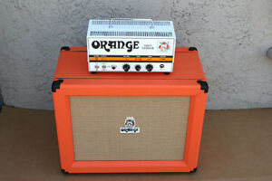 Orange Tiny Terror + Orange PC112 Cab (**Save over $600**)