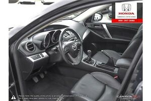 2012 Mazda 3 GS-SKY LEATHER INTERIOR | BLUETOOTH | POWER SUNROOF Cambridge Kitchener Area image 13