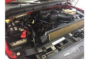 2015 Ford F250SD - 6.2L! 4x4! 8' BOX! CREW CAB! HITCH! A/C! Belleville Belleville Area image 17