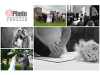 Wedding and event Photographer 30% off bookings until the end of March