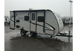 2016 FOREST RIVER COACHMEN APEX NANO 191RBS TRAVEL TRAILER