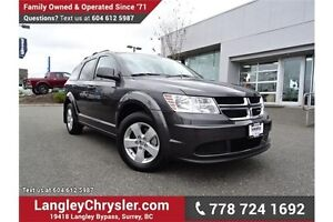 2014 Dodge Journey CVP/SE Plus LOCALLY DRIVEN & PRICED TO SELL