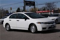 2011 Honda Civic ONLY 79K! **5 SPEED** RARE WHITE PWR OPTIONS