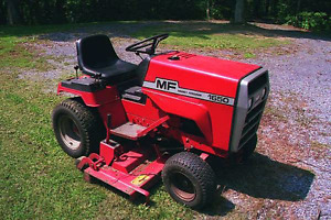 Looking for parts - Massey/Snapper 1650
