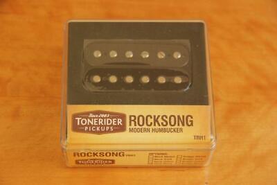 TOP SOUND ! TONERIDER TRH2 GENERATOR NICKEL BRIDGE PAF PU TRH2B SCREAMIN/' SOLOS