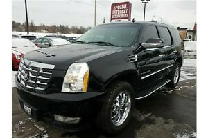 2007 Cadillac Escalade Base LUXURY  !!! SUNROOF !!! HEATED SE...