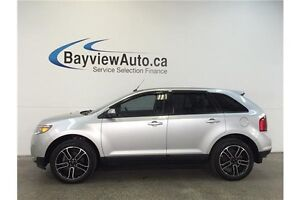 2014 Ford EDGE SEL- AWD! PANOROOF! LEATHER! NAV! SYNC! Belleville Belleville Area image 1