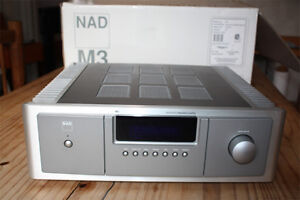 NAD M3 DUAL MONO INTEGRATED AMPLIFIER - 9/10 Condition