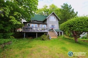Pristine views of Bras d'Or Lakes from your deck!