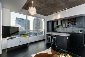 Gorgeous 1 Bedroom Unit - King West (DNA 3) available on Feb 1