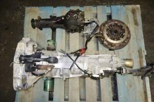 JDM Subaru Impreza WRX Forester 5Speed Transmission 4.444 Diff
