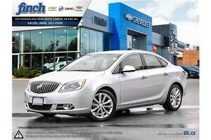 2012 Buick Verano Leather Package LEATHER