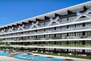 Condo Hotel real estate project in Punta Cana R.D