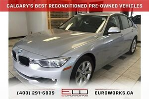 2013 BMW 328 i xDrive CALGARY'S BEST RE-CONDITIONED USED VEHI...