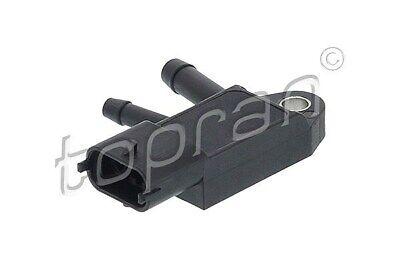 TOPRAN Sensor, Abgasdruck  u.a. für ALFA ROMEO, CITROËN, FIAT, FORD, LANCIA