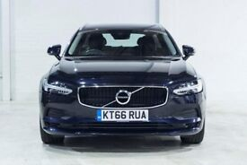 Volvo V90 D5 POWERPULSE MOMENTUM AWD (blue) 2017