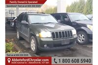 2008 Jeep Grand Cherokee Laredo w/- Tow Package & Remote Start