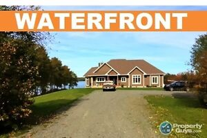 Antigonish - Waterfront Executive Ranch on 3 Acres