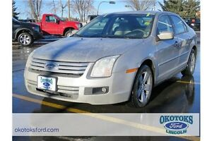 2008 Ford Fusion SE 3.0l v6, SE trim Sedan, a nice little run...
