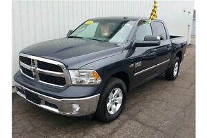 2014 RAM 1500 ST JUST REDUCED! ST 4X4 CREW CAB 6 SPEED WITH F...