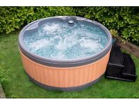 Oxon hot tub hire rent out the best portable spas from £160