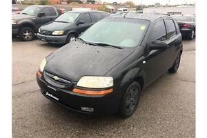 2005 Chevrolet Aveo 5 LT LT HATCHBACK SOLD AS IS / AS TRADED London Ontario image 9