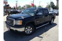 2012 GMC SIERRA 1500 SLE Z71 4X4 - CREW CAB - OVER 300HP!