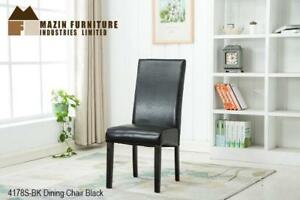 Black Wooden Chair on Sale (BD-2349)