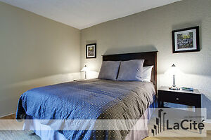 Furnished Studio Available for Short Term Stay in Montreal
