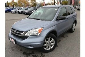 2010 HONDA CR-V LX - ALL WHEEL DRIVE - CLOTH INTERIOR