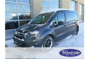2015 Ford Transit Connect XLT 2.5L 4 CYL, PARKAID, CLOTH