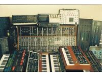Wanted vintage Synths, Keyboards and Drum machines from 70's and 80's
