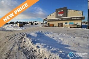 Opportunity to purchase Lumber Yard and Hardware Store