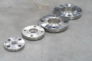 "1"" Stainless Steel Pipe Flange THRF NPT 150 LB B16 A/SA182 F304/304L"