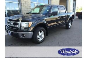 2014 Ford F-150 XLT 5L V8, 4WD, SYNC, NO ACCIDENTS