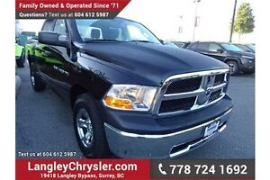 2011 Dodge Ram 1500 ST w/ Power Accessories & A/C